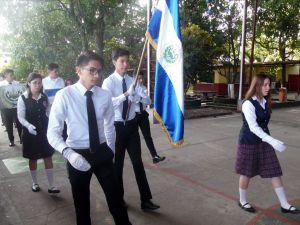 Semana Civica 2019 El Salvador Bachillerato01