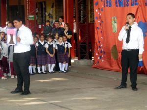 Semana Civica 2019 El Salvador Bachillerato06