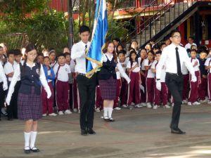Semana Civica 2019 El Salvador Bachillerato08