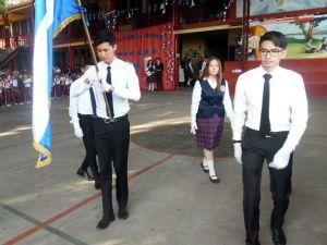 Semana Civica 2019 El Salvador Bachillerato09