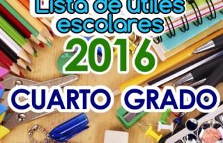 listas-de-utiles-escolares_cuarto_grado_2016