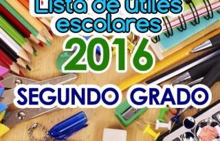 listas-de-utiles-escolares_segundo_grado_2016